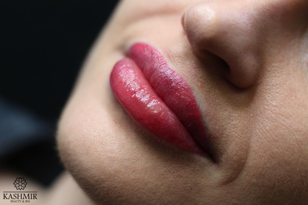 makijaż permanentny permanent usta brwi